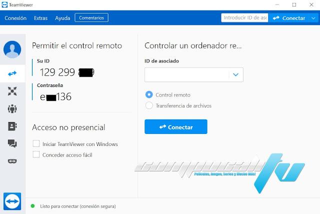 TeamViewer Versión Full Español