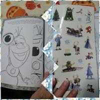 Disney Olaf's Frozen Adventure: Little Snowman, Big Adventures collage