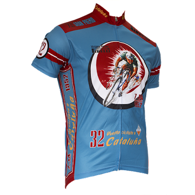 1952 Cataluna Men's Short Sleeve Jersey