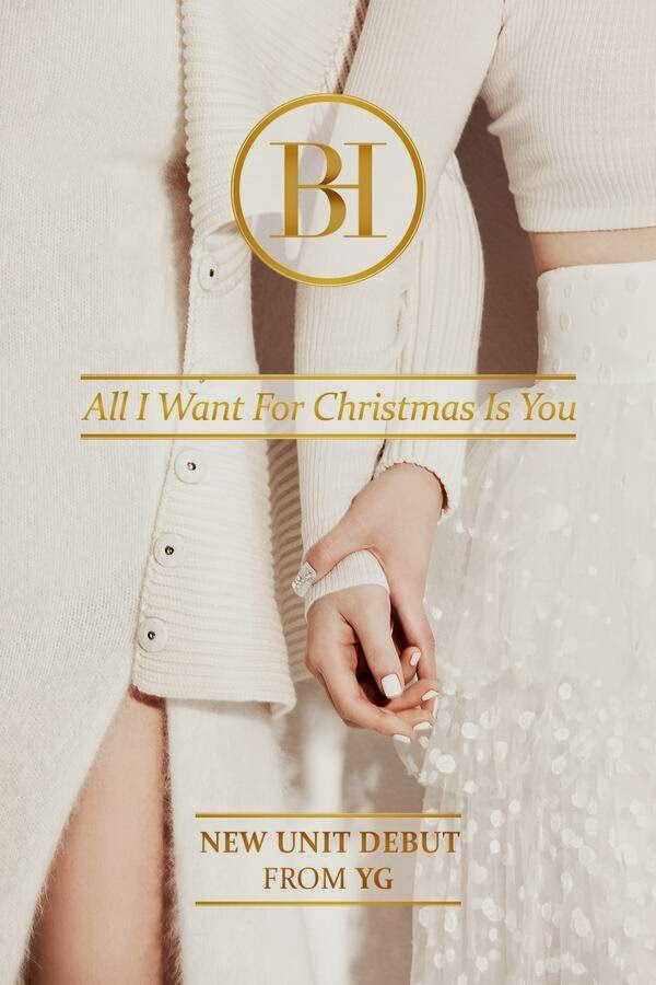 Lyrics All I Want For Christmas.Bh Park Bom Lee Hi All I Want For Christmas Is You