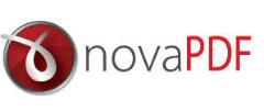 تحميل برنامج نوفا بى دى إف لفتح وتعديل الملفات NovaPDF 2018