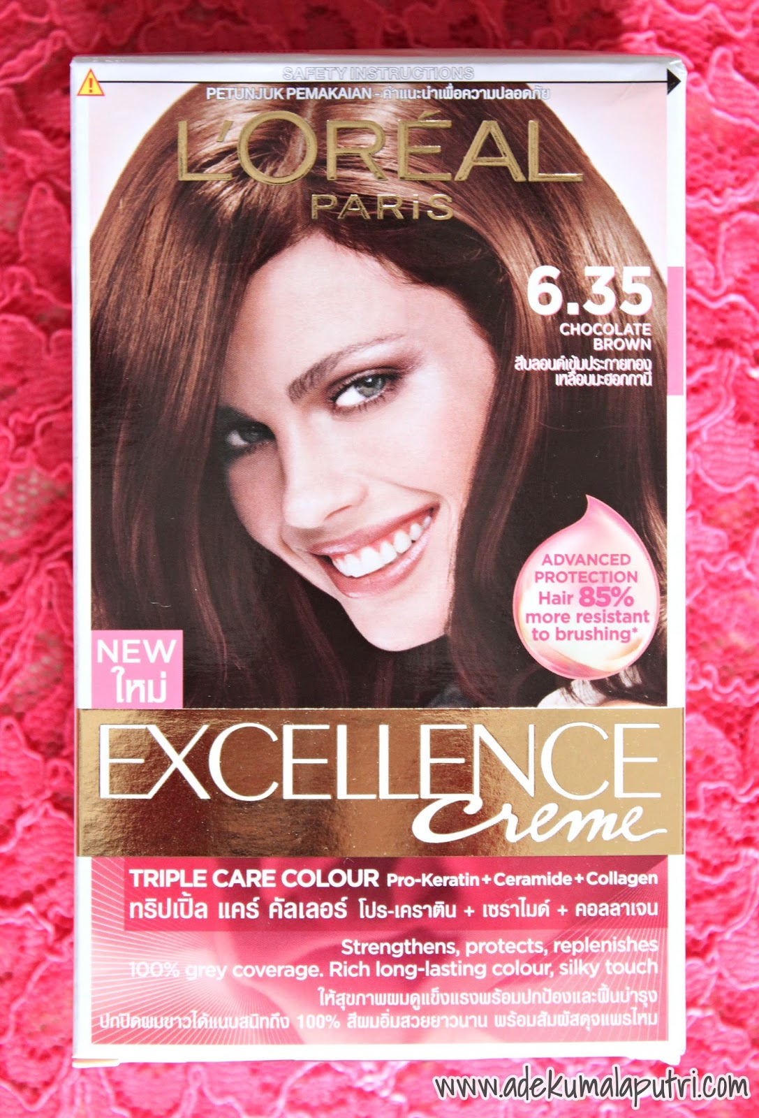 Chocolate Brown Hair Dye Loreal Hairstyle Inspirations 2018