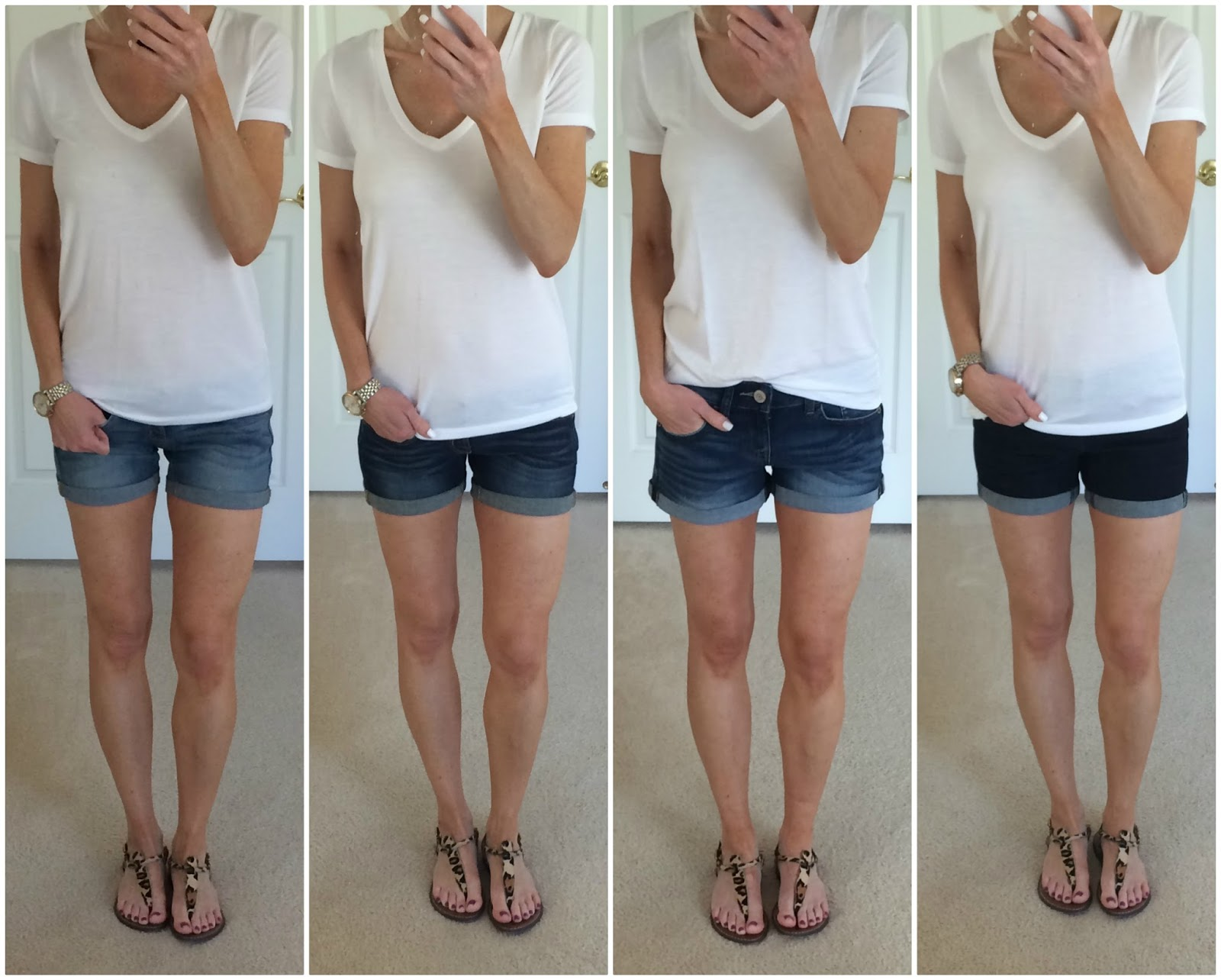 18a0d28872 Low Rise Medium Wash | Low Rise Dark Wash | Express Jean Shorts | Mid Rise