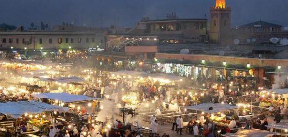 نبذة عن المدينة العريقة مدينة مراكش