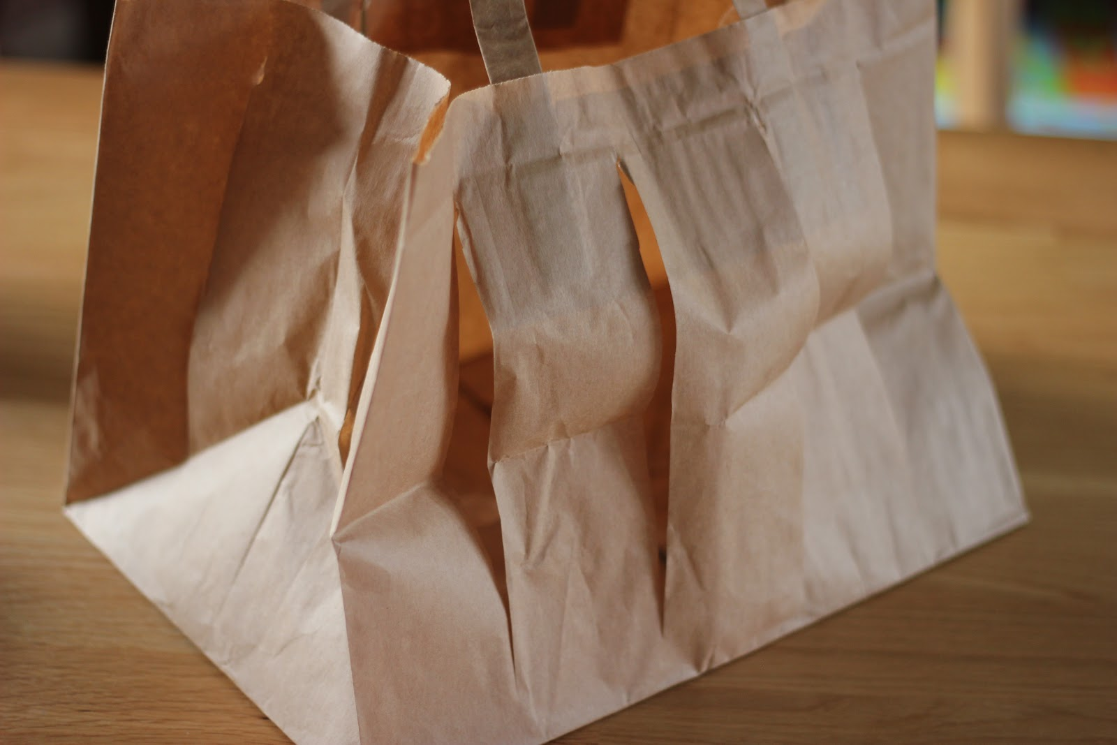 How to make a PAPER BAG ? Easy+Quick - YouTube | 1067x1600