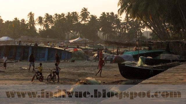 Coco Beach, Goa, India