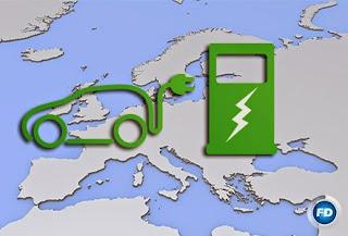Programa europeo TEN-T para recarga de coches eléctricos - Fénix Directo Blog