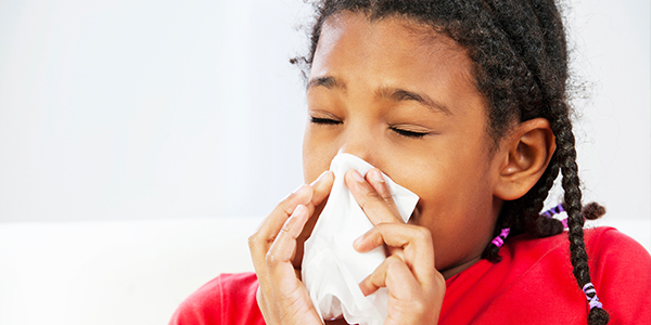 Best ways to get rid of cold in children