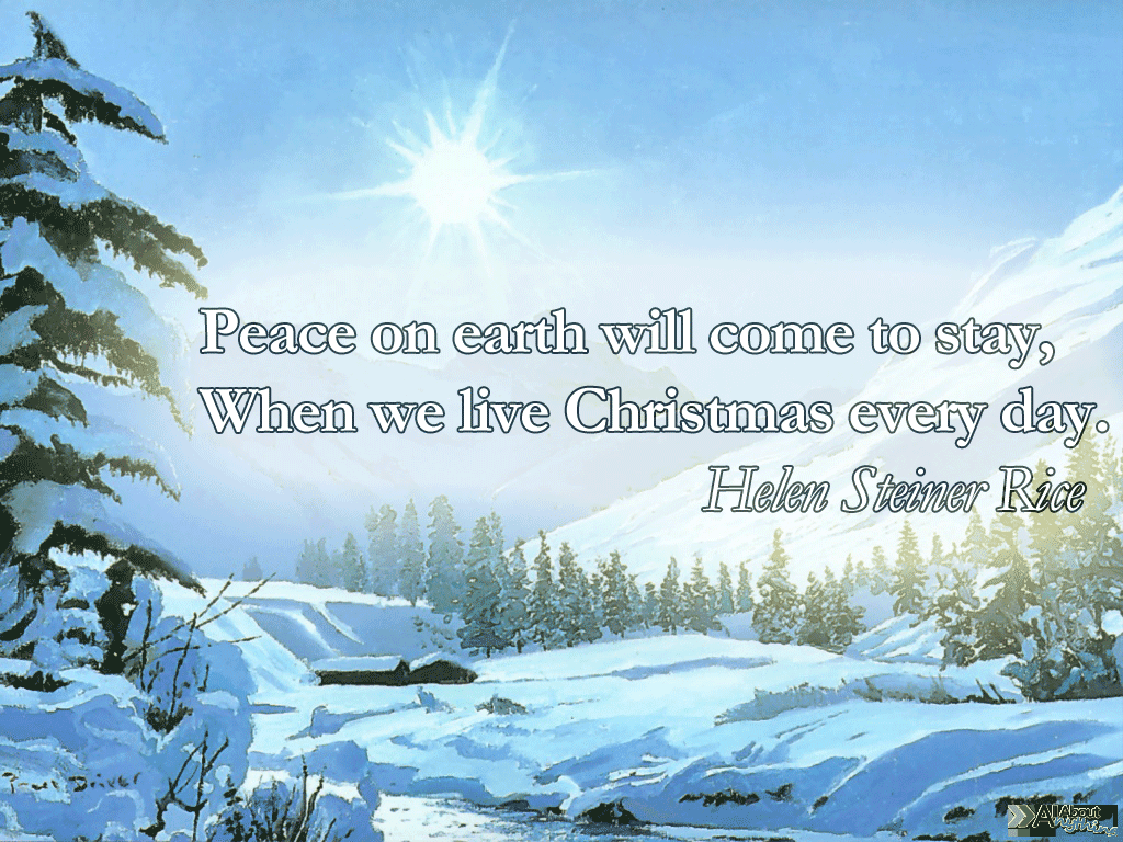 Peace Christmas Quotes.Christmas Quotes Peace On Earth Ideas Christmas Decorating