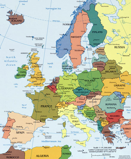 Purposeful Traveller: Travel - Preparation For D Europe Trip on my country map, my weather map, my travel map,
