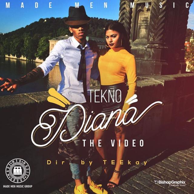 TEKNO DIANA MUSIC VIDEO