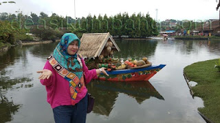 Tiket Masuk Floating Market Lembang (FML) Bandung