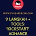 Edisi BLAS : Gunakan 9 Langkah Ini Bersama 'Tools' Untuk 'Kickstart' Dengan Adhance