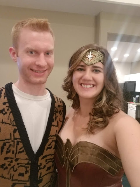 Wonderwoman Costume