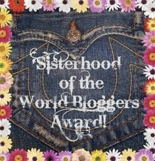 Sisterhood of the World Bloggers Award 2015