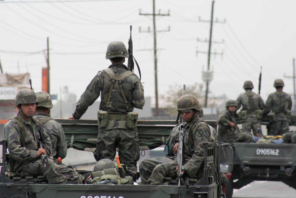 """Por narcoviolencia, 200 estudiantes dejan de ir a la escuela en la tierra de """"El Chapo"""""""