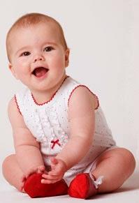 Perkembangan balita dan anak-anak hingga usia 3 tahun