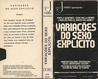 Variações do Sexo Explícito (1984)