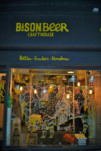 Bison Beer, photo by Modern Bric a Brac