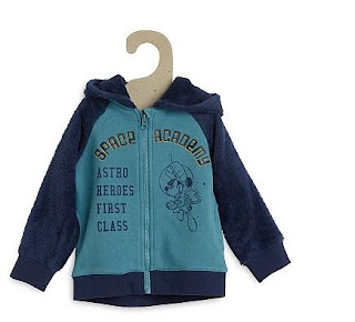 chaqueta del mickey de kiabi