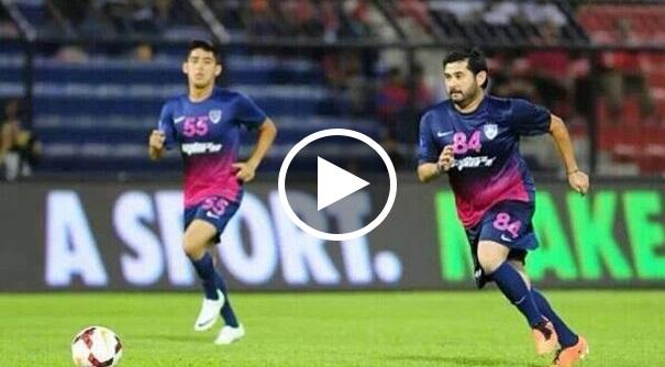 Koleksi Video Skill & Gol Dari TMJ Setaraf Cristiano Ronaldo
