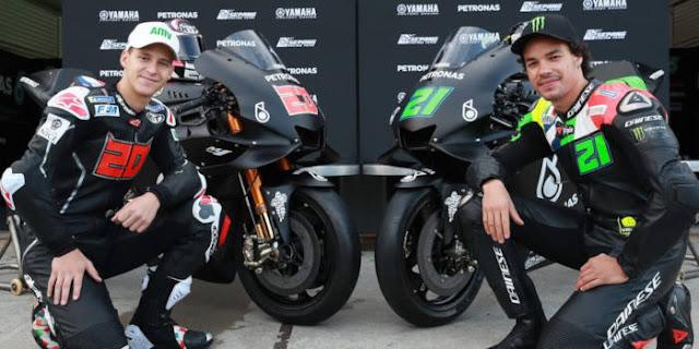 Kiprah SIC Yamaha Yang Akan Berkopetensi Di Ajang MotoGP 2019