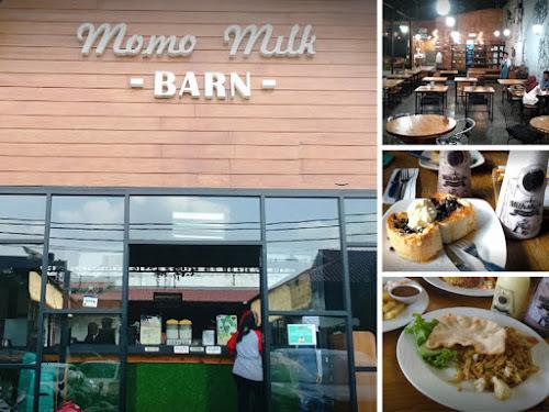 Momo Milk Barn Baranangsiang Bogor