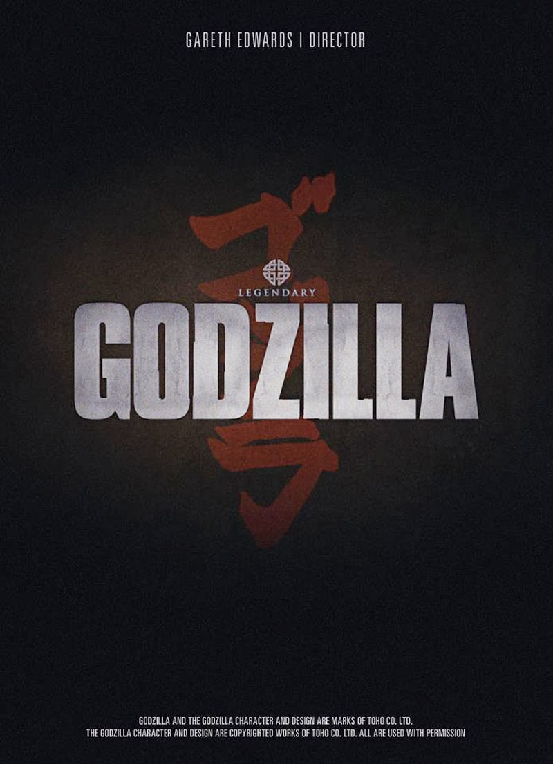 Watch the new Godzilla (2014) trailer!