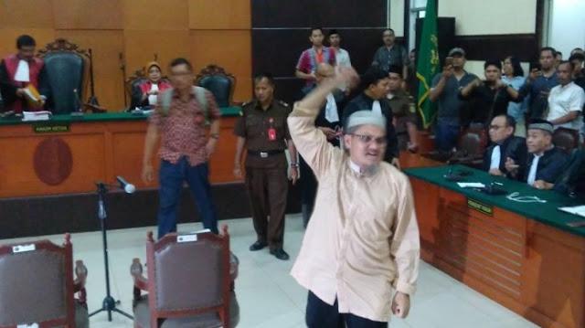 Jonru Di Vonis 1,5 Tahun Penjara, Fadli: Harus Jelas Batas Berpendapat dan Hoax