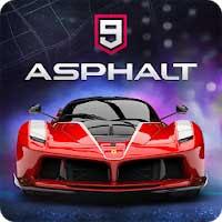 Asphalt 9 : Legends Apk + Data