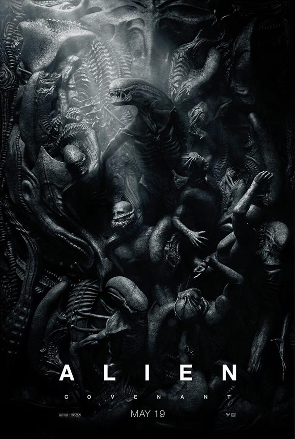 Alien – Covenant (2017) | Pôster de Divulgação | Blog #tas