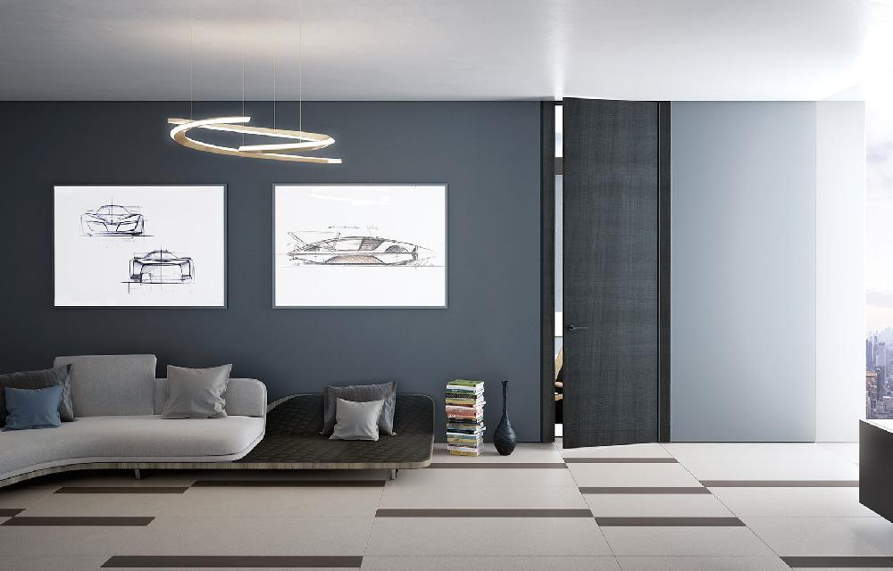 Scegliere porte interne moderne per arredare la casa | Dettagli Home ...