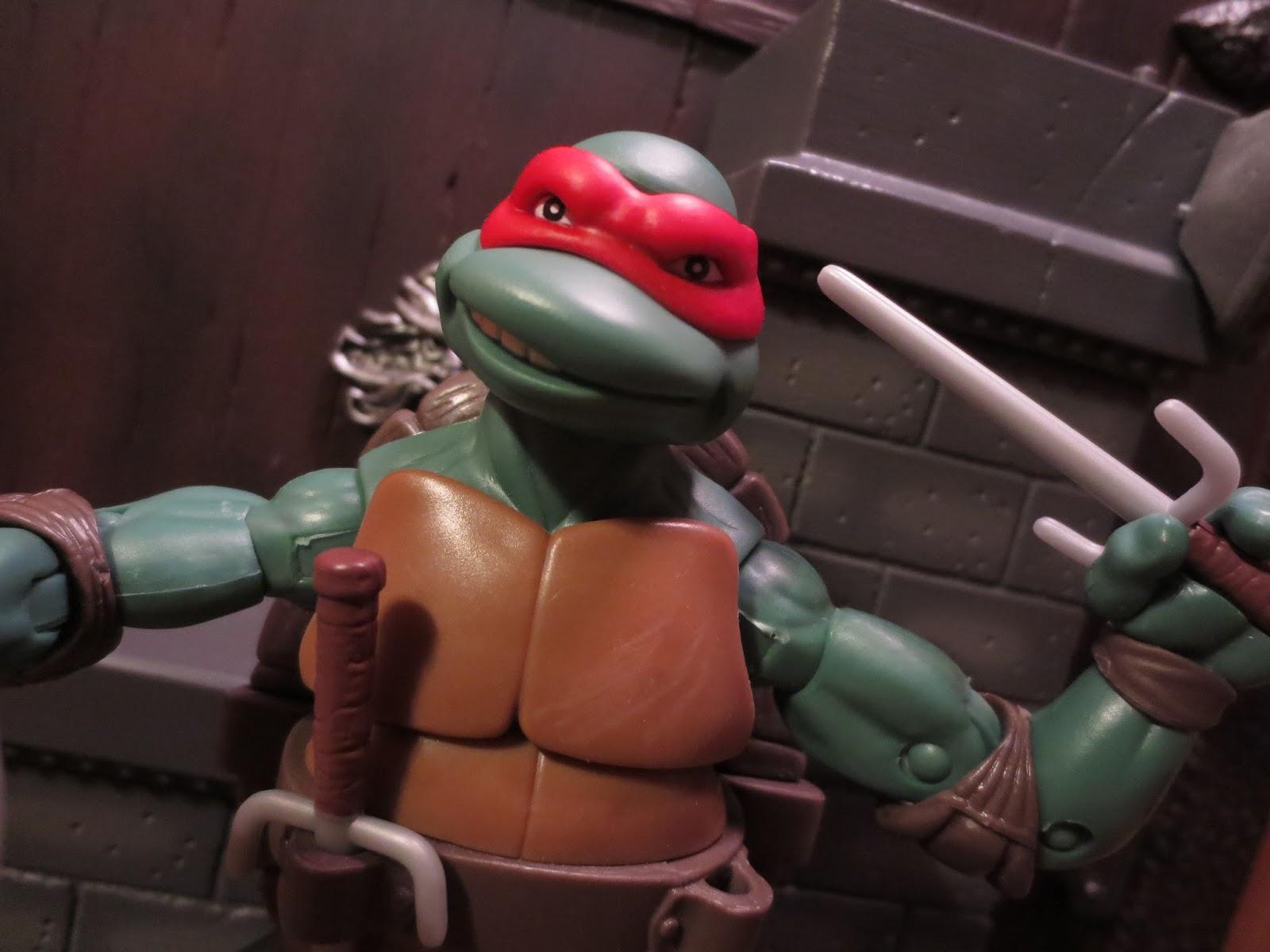 Retro review teenage mutant ninja turtles ii secret of the ooze - Action Figure Review Raphael From Teenage Mutant Ninja Turtles Classic Collection The Secret Of The Ooze By Playmates Toys