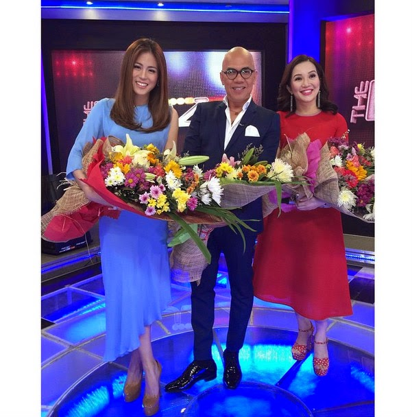 ABS-CBN's 'The Buzz' takes a break