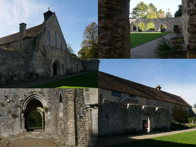 Beaulieu Motor Museum Abbey