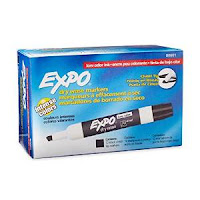 http://www.amazon.com/Expo-Low-Odor-Markers-Chisel-12-Pack/dp/B00006JNK2/ref=sr_1_1?ie=UTF8&qid=1446215662&sr=8-1&keywords=dry+erase+expo