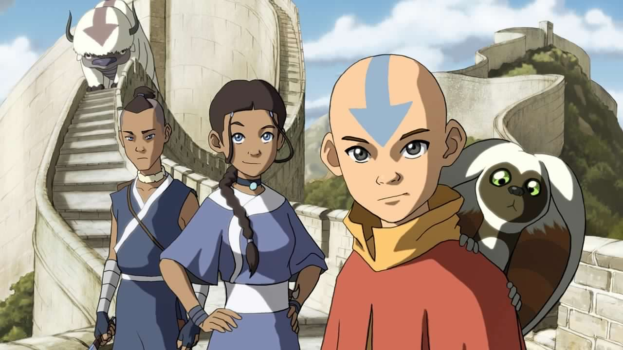 The Avatar: The Last Airbender Graphic Novel Series Coming Fall 2018 With New Team.