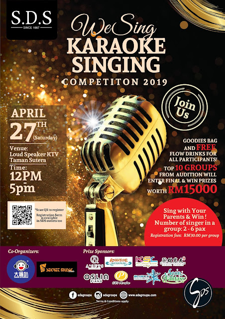 SDS organize Parents' Day singing competition encourage rapport among family