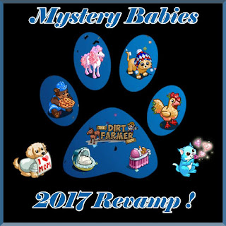 MYSTERY BABIES REVAMP 2017