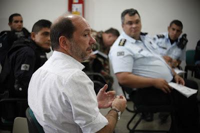 Ivo Gomes quer integrar ações da Prefeitura no combate à violência em Sobral