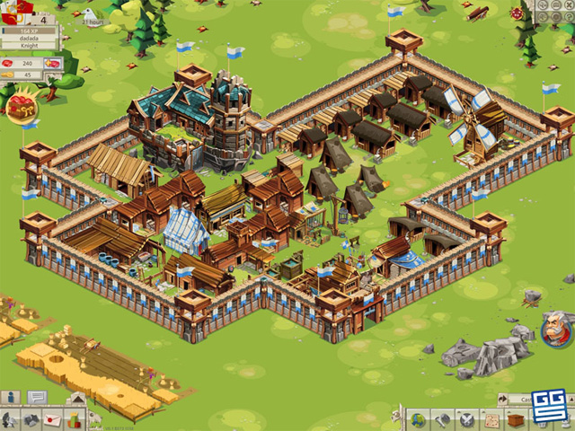 Permainan Strategi Goodgame Empire