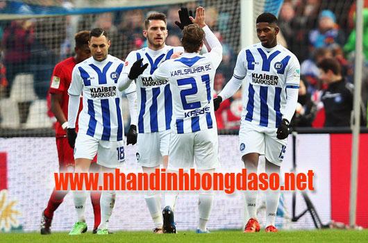 Karlsruher SC vs VfB Stuttgart 18h30 ngày 14/6 www.nhandinhbongdaso.net