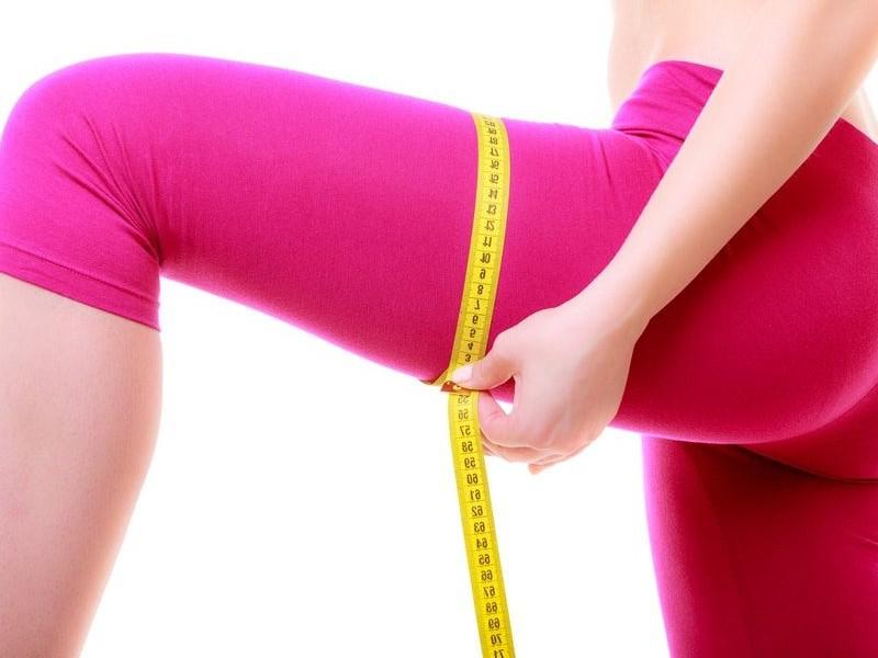 Cara mengecilkan paha dan betis