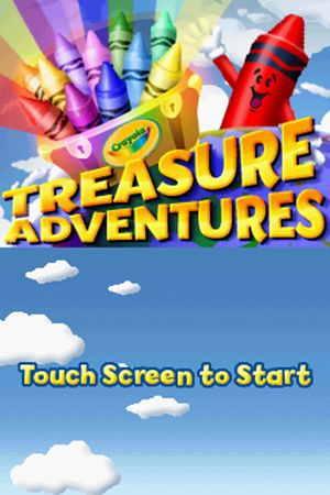 Crayoola Treasure Adventures Nds Rom Download Arena