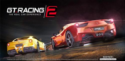 gt racing 2 the real car experience apk + data