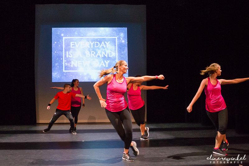 Theaterfotografie, Basics Dance Studio