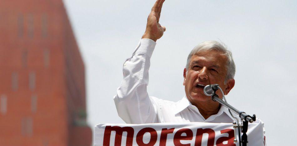 Morena se convierte en la primera fuerza política