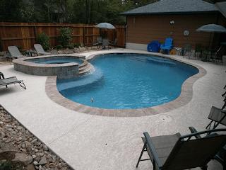 Custom Free Form Inground Pools 10
