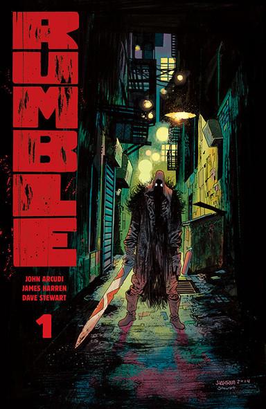 Rumble Vol.1 #01