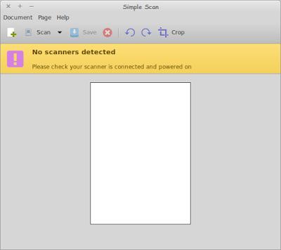 Cara Men-Scan Dokumen di Linux Mint Pakai Simple Scan